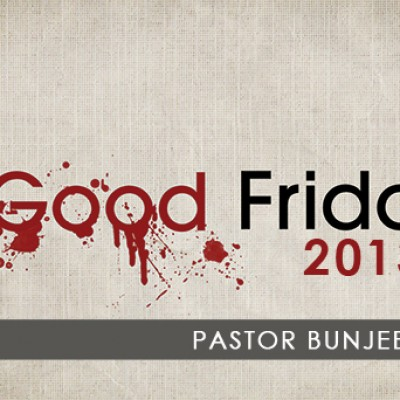 good friday sermon Living good friday and easter with martin luther king, jr presented easter sunday,  from the sermon: 3 dimensions of a complete life april 9, 1967.