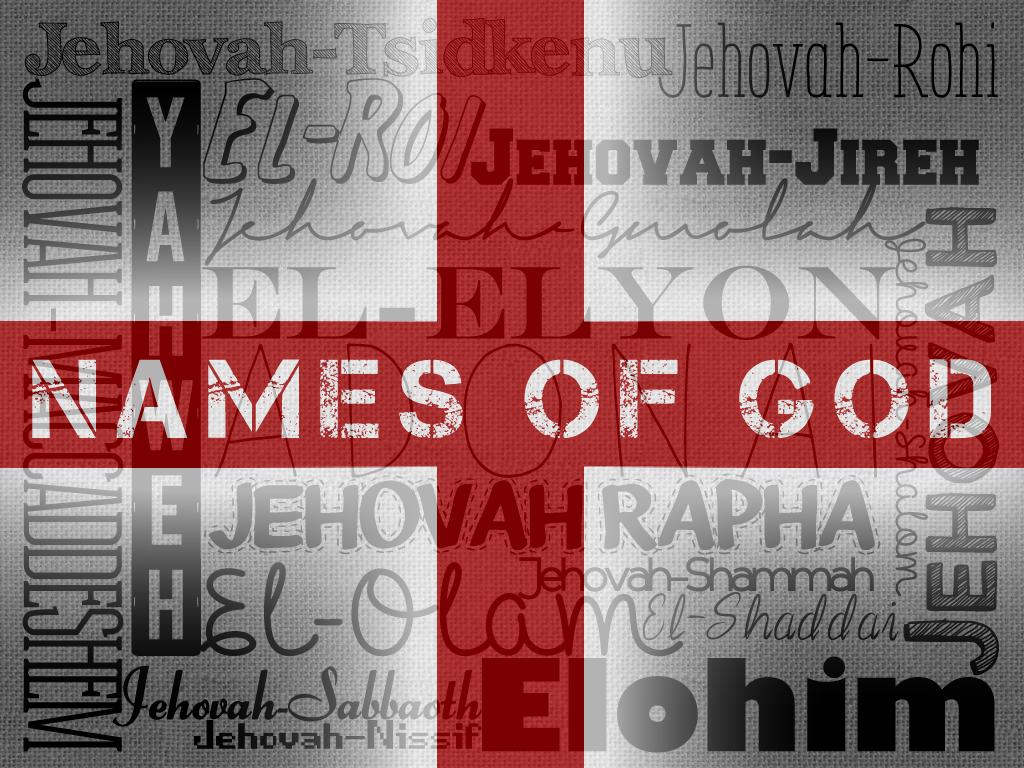 El Name: The Names Of God: El-Olam